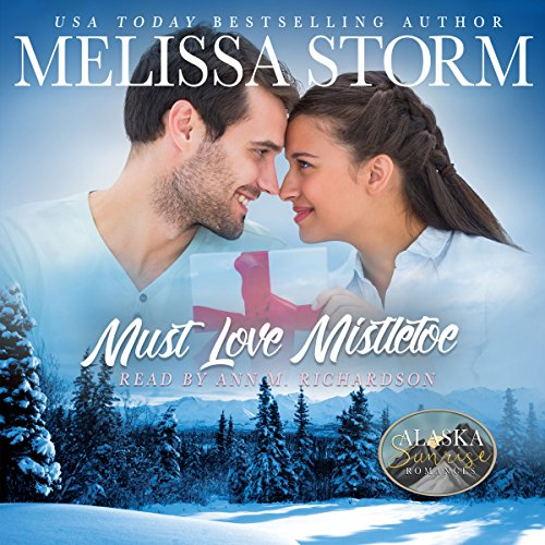Must Love Mistletoe audiobook cover art