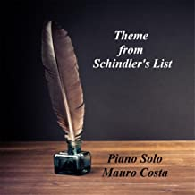 Theme from Schindler's List (Piano Solo)