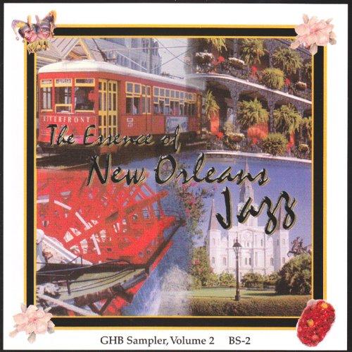 Vol. 2-Essence Of New Orleans Jazz-Ghb Sampler
