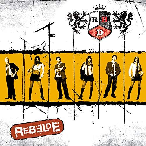 Rebelde (CD)