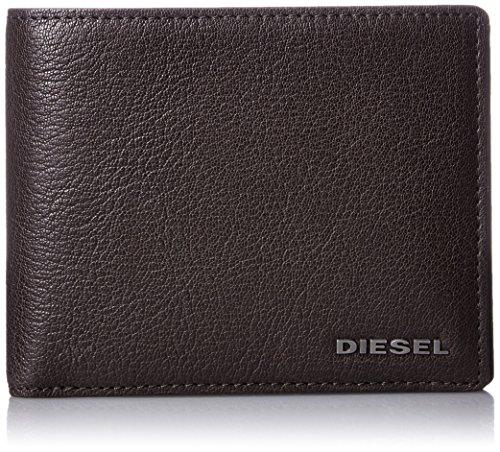 Diesel Jem-J Hiresh, Uomo Portafogli, Marrone (Seal Brown) 2x10x13 cm (B x H x T)