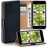 MoEx® Booklet mit Flip Funktion [360 Grad Voll-Schutz] für iPhone