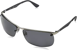 RB3550 Square Sunglasses, Matte