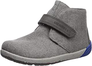 Merrell Boys' Bare Steps Boot Chukka