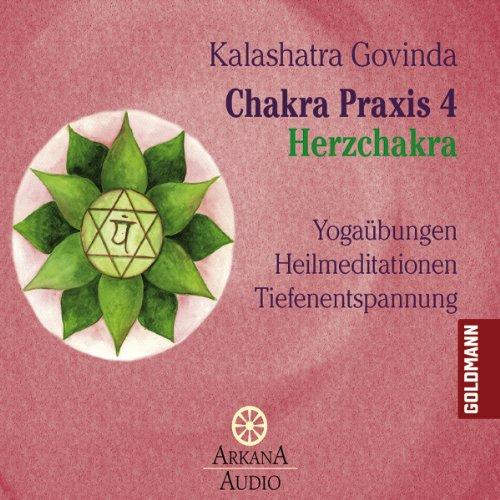 Herzchakra (Chakra Praxis 4) Titelbild