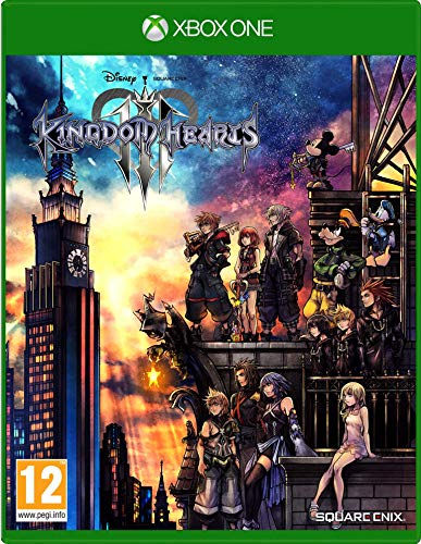 Square Enix - Kingdom Hearts Iii (3)/Xbox One [