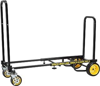 Rock-N-Roller R2G (Micro Ground Glider) 8-in-1 Folding Multi-Cart/Hand Truck/Dolly/Platform Cart/26