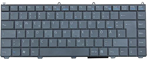 NExpert Orig QWERTZ Tastatur fur Sony Vaio PCG 8V1M Serie DE Neu Schwarz