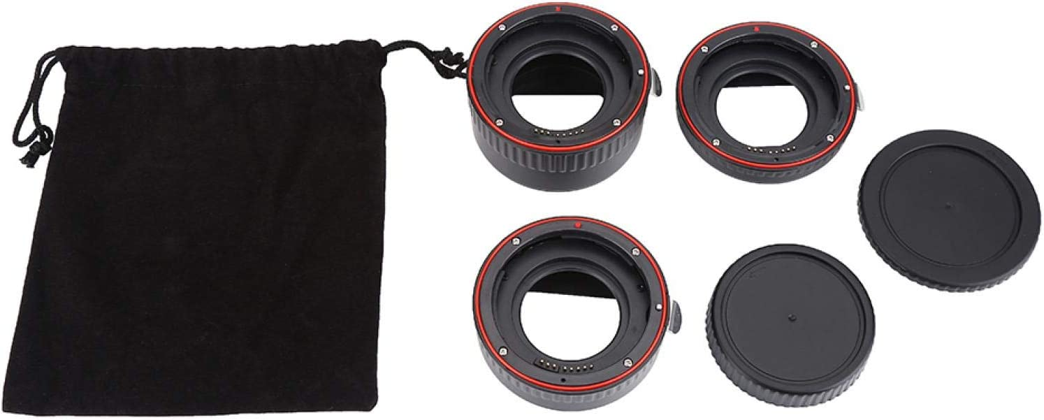 Great interest Shipenophy Lens Extension Tubes high EOS Moun EF Sensitivity Challenge the lowest price for