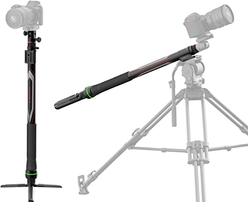 MOZA Slypod-E Motorized Camera Slider & Monopod Reinvent Motion Slider Accurate Position & Speed Control 5-Axis Camer...