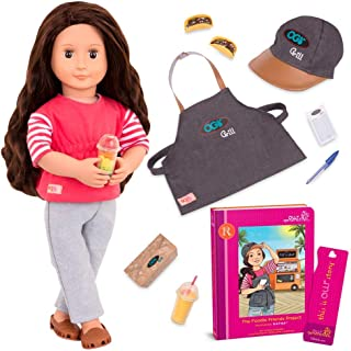 Our Generation 70.31215AZ Rayna Fashion Doll, Various
