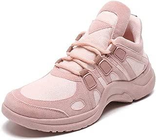 Mackin J 324-1 Women's Lightweight Sneakers Running Sport Lace Up Platform Fashion Sneakers Chunky