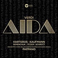 AIDA (3CD) by Antonio Pappano