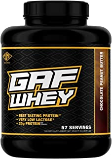 Pump Chasers - 5lb GAF Whey - Chocolate Peanut Butter