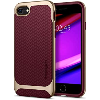 Caseology Skyfall Cover iPhone 8 / iPhone 7 Trasparente Bumper