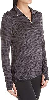 Jockey Women's Active Half Zip Pullover Top Sweatshirt
