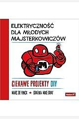 Elektryczność dla młodych majsterkowiczów: Ciekawe projekty DIY Paperback