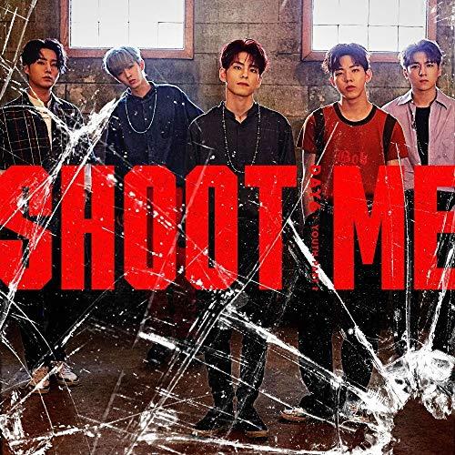JYP Entertainment DAY6 - Shoot Me : Youth Part.1 [Random ver.] (3rd Mini Album) Album+Extra Photocards Set