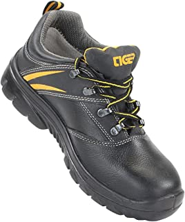 Mallcom Liger L Low Ankle Safety Shoes (1 Pair), Size 8