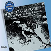 Guglielmo Tell by FRENI / PAVAROTTI / NATIONAL PHIL ORCH / CHAILLY (2001-12-21)