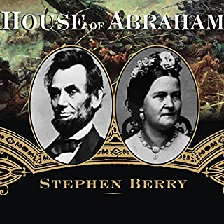House of Abraham audiobook cover art