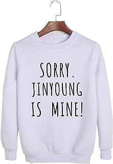 Kpop Korean Fashion GOT7 NO-Neck Cotton Hoodies Pullovers Sweatshirts PT613