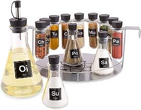 Best chemistry spice rack Reviews