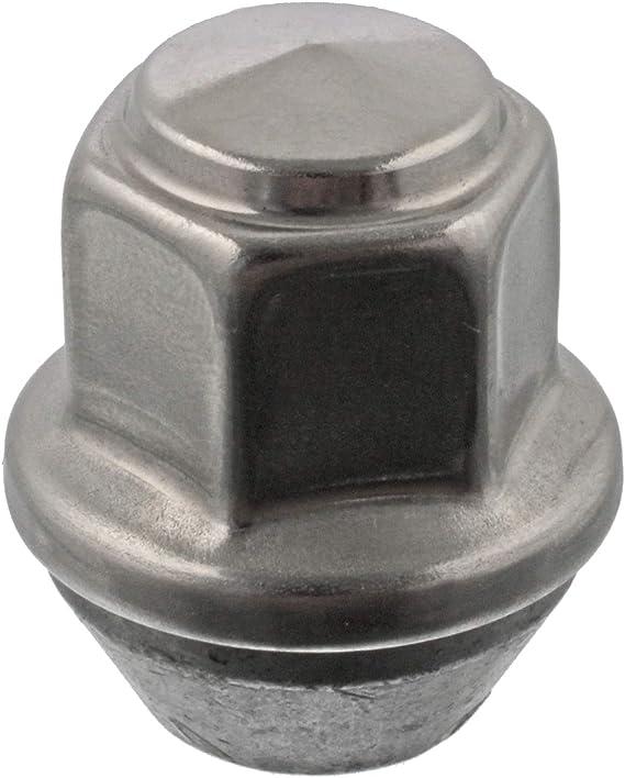 3 4 20x Febi Radmutter Kegelbund Acier Jantes Ford Fusion Mondeo 1 2
