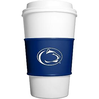 Team Cup Gripz Drink Sleeve Fanpans MasterPieces NCAA West Virginia Mountaineers