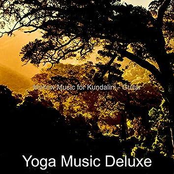 Mellow Music for Kundalini - Guitar