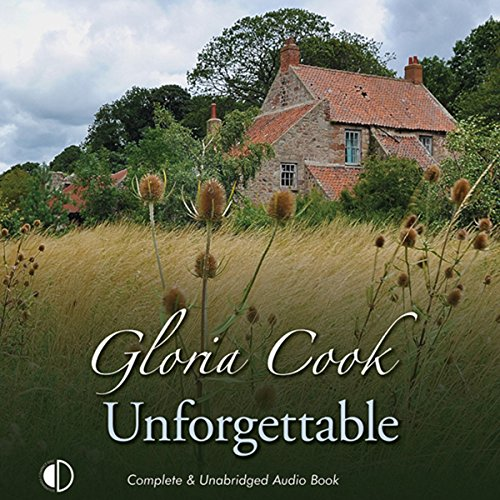 Unforgettable audiobook cover art