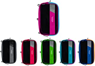 Mead Five Star Expandable Pop-Up Pouch/Case, Assorted Colors (50218) Color May Vary