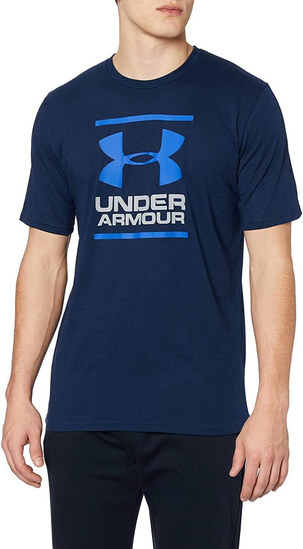 Under Armour UA GL Foundation Short Sleeve Tee, camiseta Hombre