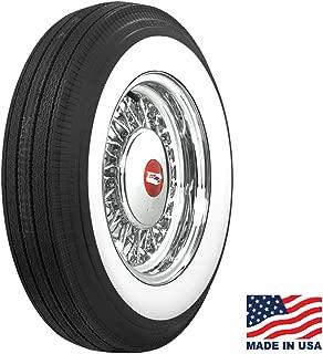Coker Tire 57700 Coker Classic Wide Whitewall Bias Ply Tire