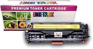 Sham Technologies Ce412a Yellow Laser Toner Cartridge, Compatible Universal 2300 Pages