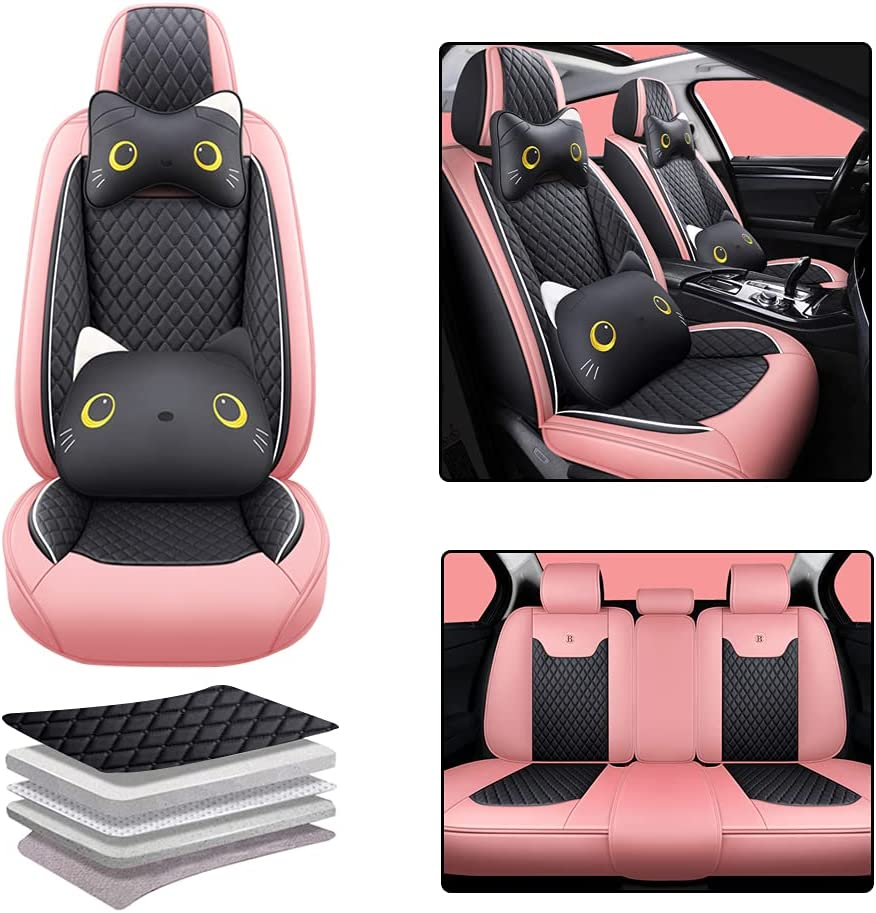 Car Seat Complete Free Shipping Covers for Honda CR-V Max 73% OFF Rear Front CRV 1998-2021 Automoti