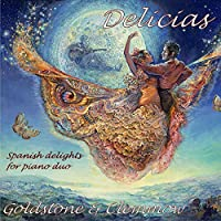 Delicias: Spanish Delights for Piano Duo