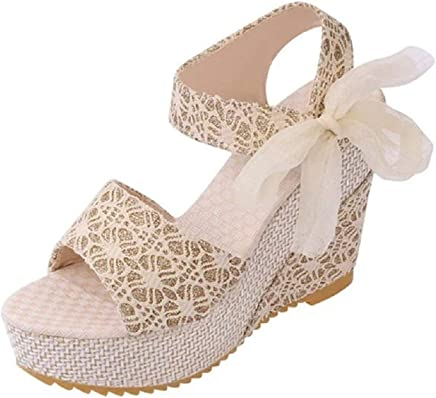 Eleganti Amazon Zeppa Donna itScarpe Alta dCxtshBrQ