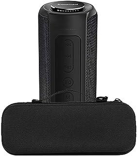 CMDZSW Bluetooth Speaker 40W Portable Column Deep Bass Outdoor Sound Bar with IPX6 Waterproof, TWS, for Siri, SoundPulse (...