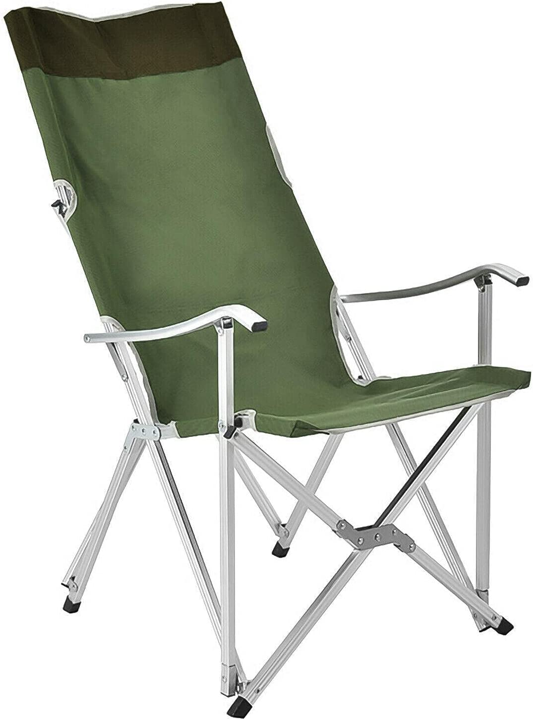 Lightweight High Inventory cleanup selling sale Back Folding Chair Aluminum Camping 600D Frame Max 41% OFF