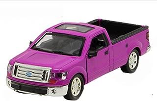Kylin Express Simulation Model Acousto-Optic Alloyed Car Model ,Purple/Toy Car