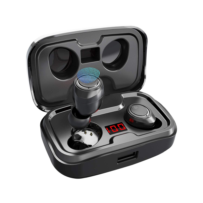 AIKELA Bluetooth Headphones Sweatproof Earphones