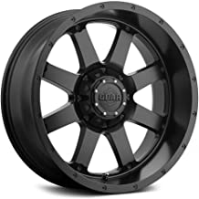 Gear Alloy 726B Big Block Satin Black Wheel with (20x10/8x6.50, -19mm Offset)