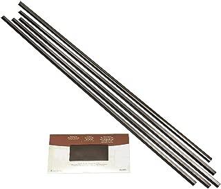 FASÄDE Backsplash Accessory Kit (Brushed Nickel)