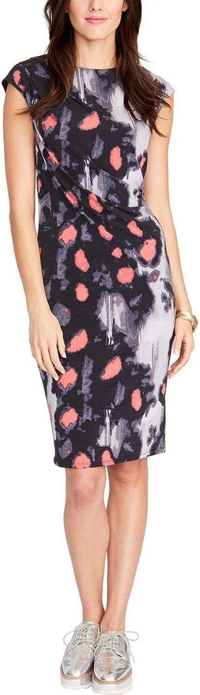 Rachel Rachel Roy Womens Printed KneeLength Party Dress