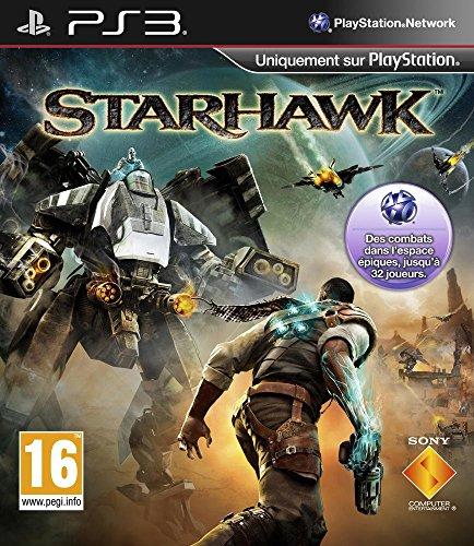Sony Starhawk, PS3 - Juego (PS3, PlayStation 3, Tirador, T (Teen))