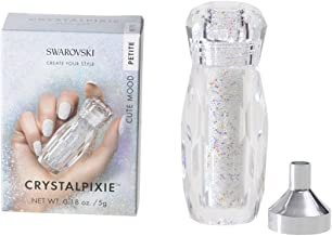 Swarovski Crystal Pixie Petite Cute Mood 5g Bottle W Funnel