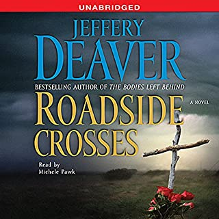 Roadside Crosses audiobook cover art