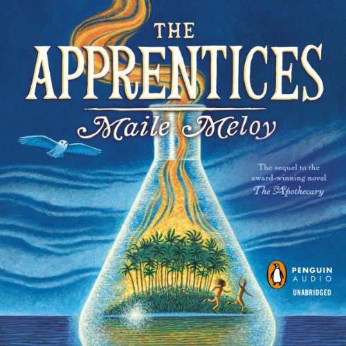 The Apprentices audiobook cover art