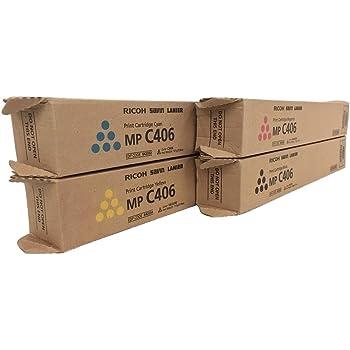 MP C406 3-Pack MP C407 Printer MP C307 C+Y+M Compatible Printer Toner Cartridge Replacement for Ricoh 842092 842094 842093 Laser Toner Cartridge use for Ricoh SP MP C306